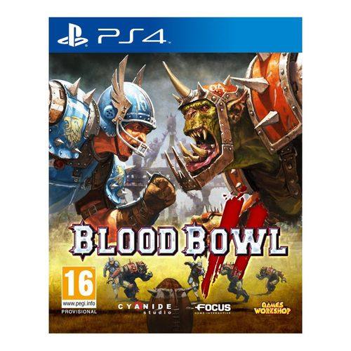 Blood Bowl 2 - PS4