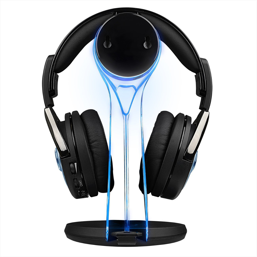 Casque Gamer Sans Fil Pdp Afterglow Nur Wireless Ps3 Ps4 Pc