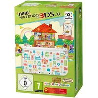 New Nintendo 3DS XL + Animal Crossing : Happy Home Designer