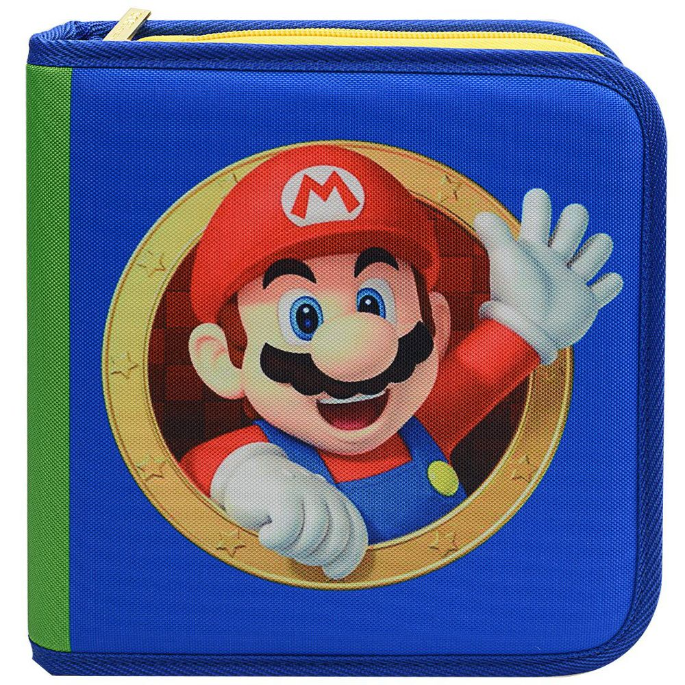 Sacoche pdp universal folio super mario 2ds 3ds 3ds for Housse 3ds xl pokemon