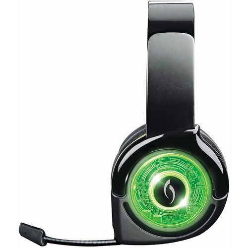 casque gamer sans fil afterglow karga vert top achat. Black Bedroom Furniture Sets. Home Design Ideas