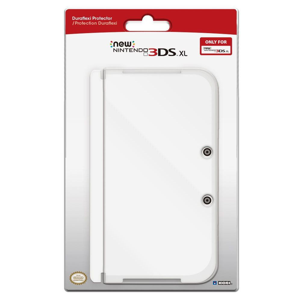 coque de protection hori duraflexi new 3ds xl top achat