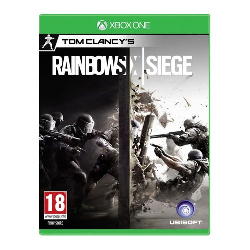 rainbow six siege xbox one top achat. Black Bedroom Furniture Sets. Home Design Ideas