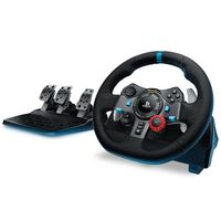 Vente flash exceptionnelle sur Logitech G29 Driving Force - PS3 / PS4 / PC
