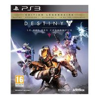 Destiny - Le Roi des Corrompus - Legendary Edition - PS3