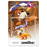 Figurine Nintendo Amiibo - Duo Duck Hunt