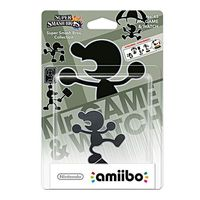 Figurine Nintendo Amiibo - Mr. Game & Watch