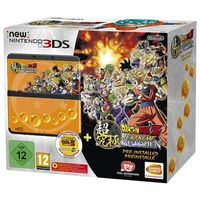 New Nintendo 3DS + Dragon Ball Z : Extreme Butoden