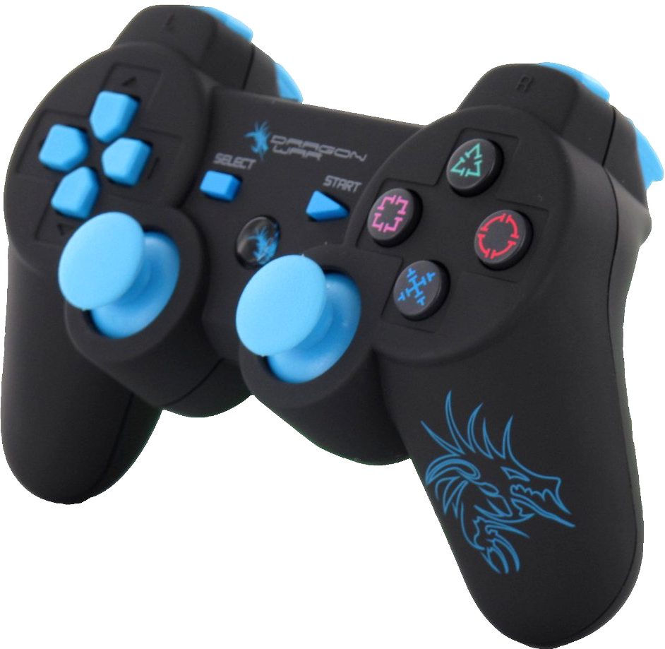 manette sans fil dragon war coloris noir ps3 top achat. Black Bedroom Furniture Sets. Home Design Ideas