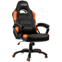 Vente flash exceptionnelle sur Nitro Concepts C80 Comfort - Noir / Orange