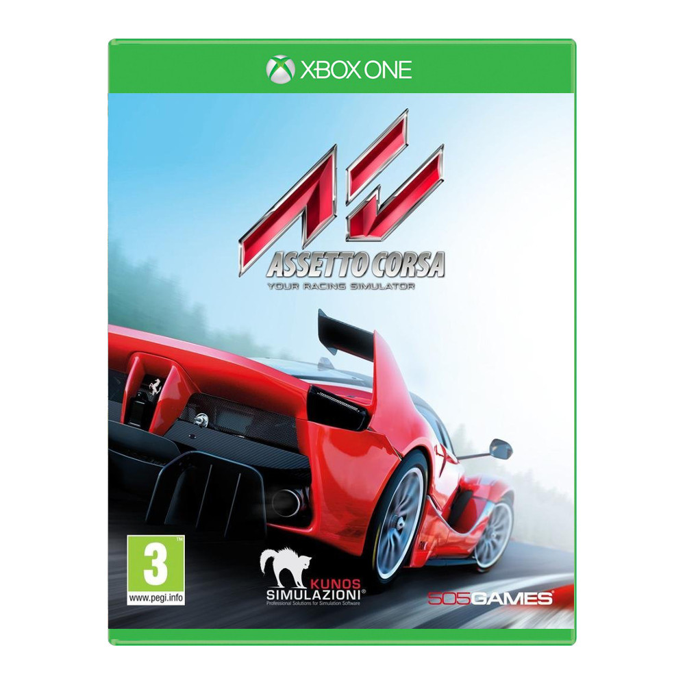 assetto corsa xbox one top achat