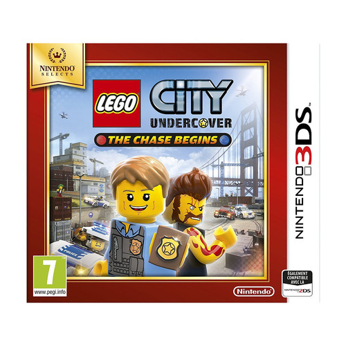 Lego City : Undercover - The Chase Begins - Nintendo 3DS