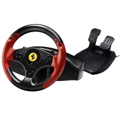 Thrustmaster Ferrari Racing Wheel Red Legend Edition - PS3 / PC