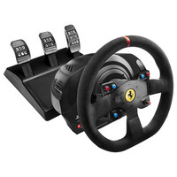 Thrustmaster T300 Ferrari Integral Racing Wheel Alcantara Edition - PS4 / PC