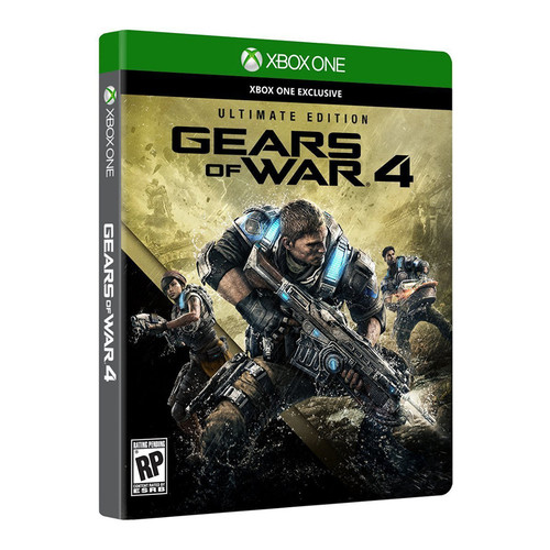 Gears of War 4 - Ultimate Edition - Xbox One