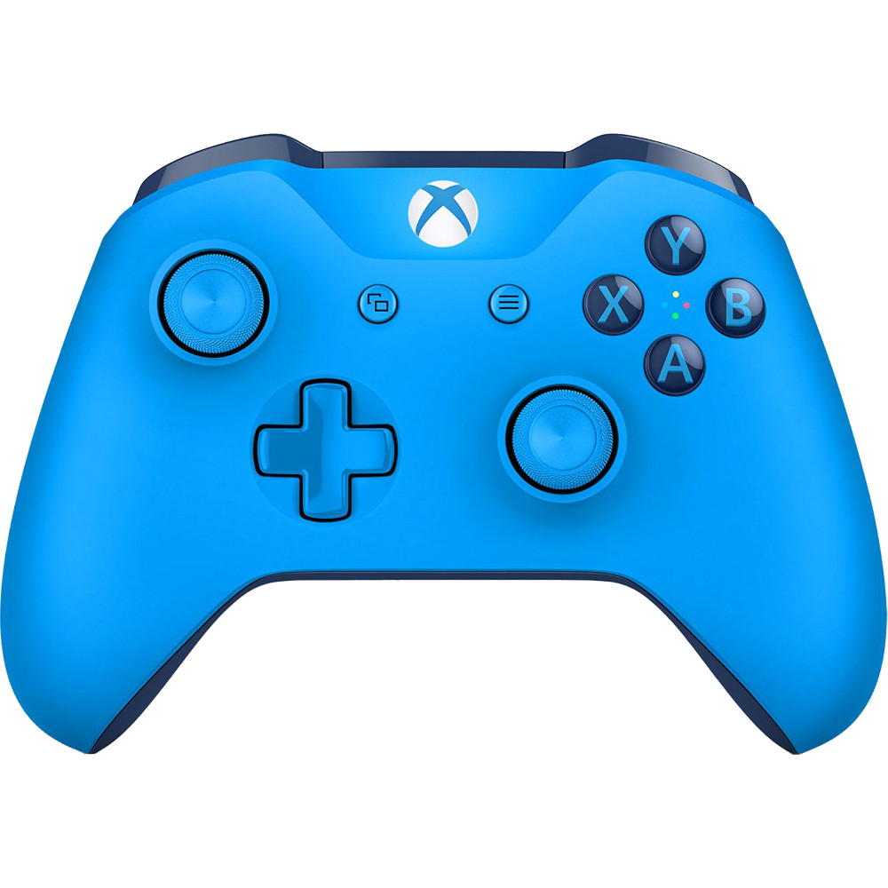 microsoft manette sans fil v3 bleu xbox one pc achat pas cher avis. Black Bedroom Furniture Sets. Home Design Ideas
