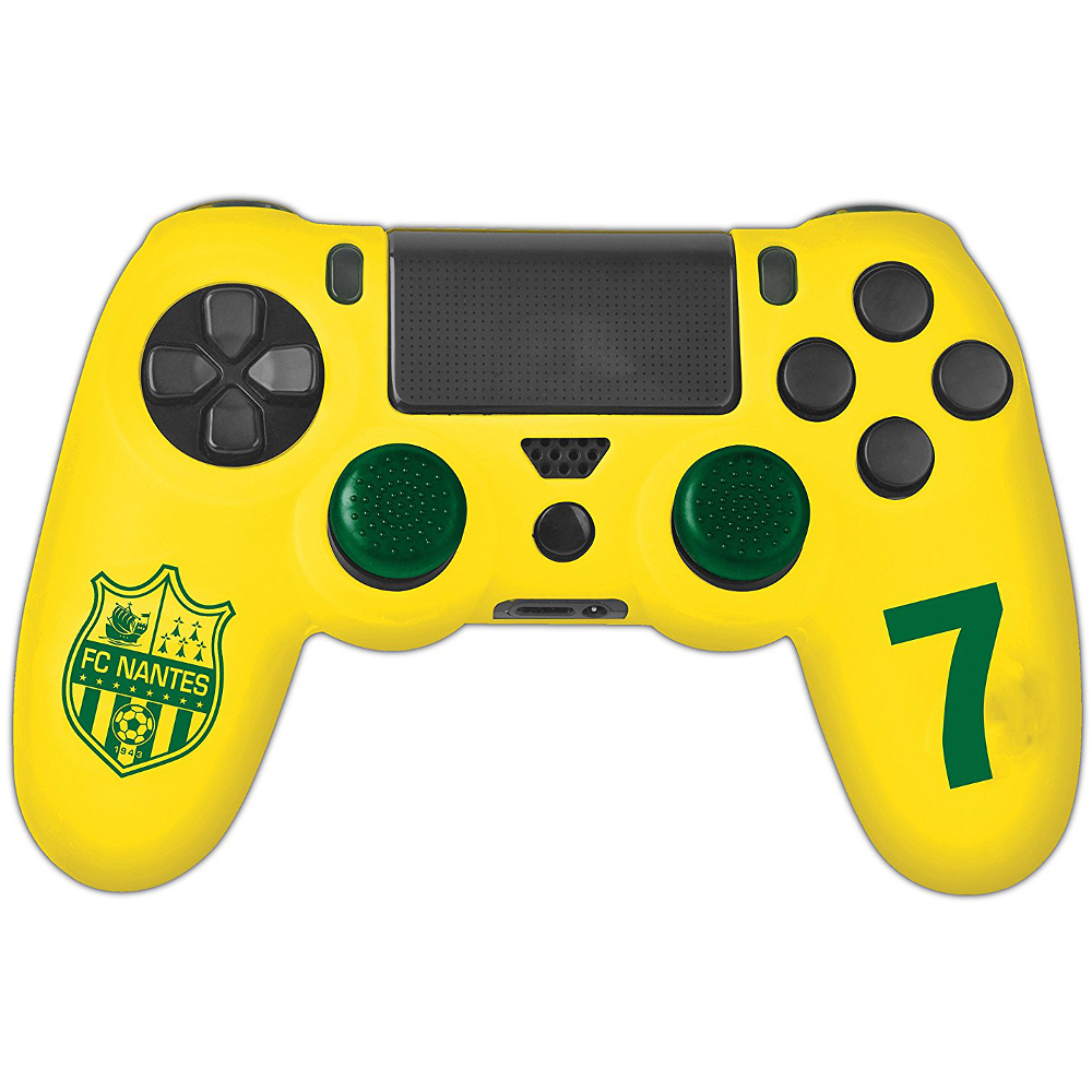 Subsonic fc nantes kit pour manette ps4 top achat for Housse manette ps4