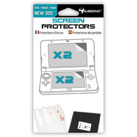 Subsonic Films de protection pour �cran - New Nintendo 3DS