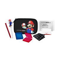 BigBen Game Traveller - Essential Pack Mario Bros - New Nintendo 3DS XL