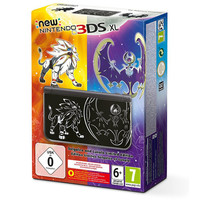 New Nintendo 3DS XL - Pok�mon Soleil & Lune - Edition limit�e