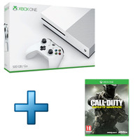 Microsoft Xbox One S 500 Go + Call of Duty : Infinite Warfare