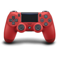 Sony DualShock 4 V2 Rouge - PS4