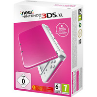 New Nintendo 3DS XL - Rose / Blanc