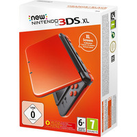 New Nintendo 3DS XL - Orange