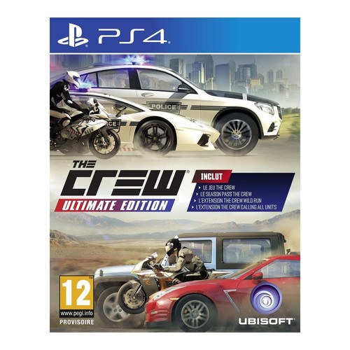 The Crew : Ultimate - PS4