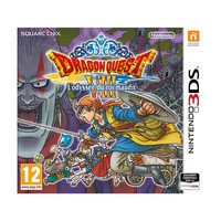 Dragon Quest VIII : L'Odyss�e du Roi Maudit - Nintendo 3DS
