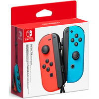 Paire de manettes Joy-Con Bleu / Rouge - Nintendo Switch