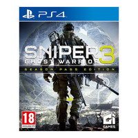Sniper Ghost Warrior 3 - Edition Season Pass - PS4