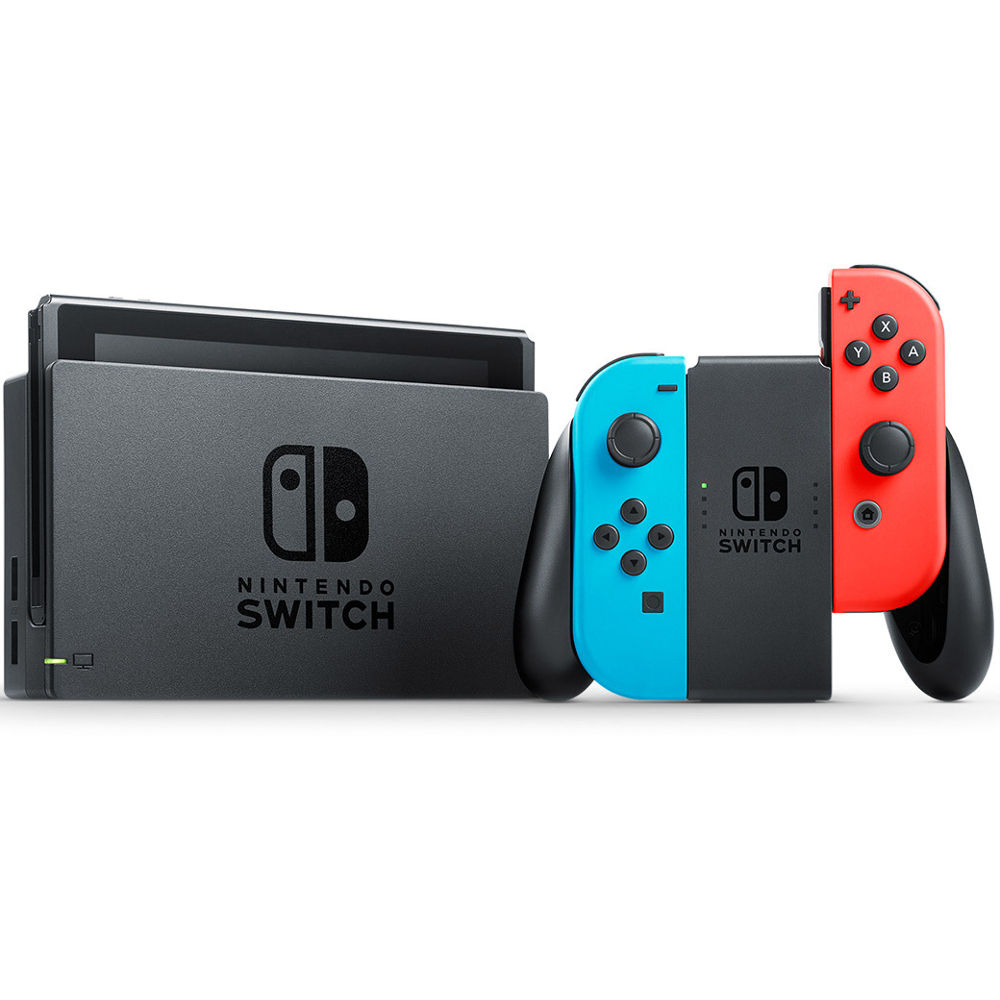nintendo switch rouge bleu mario kart 8 deluxe nintendo gamingpascher. Black Bedroom Furniture Sets. Home Design Ideas