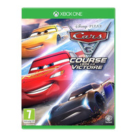 Cars 3 - Course Vers La Victoire - Xbox One