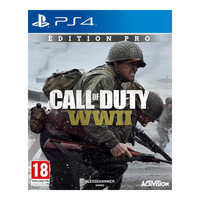Call of Duty : World War II - Edition Pro - PS4