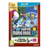 New Super Mario Bros. U + New Super Luigi U - Nintendo Wii U