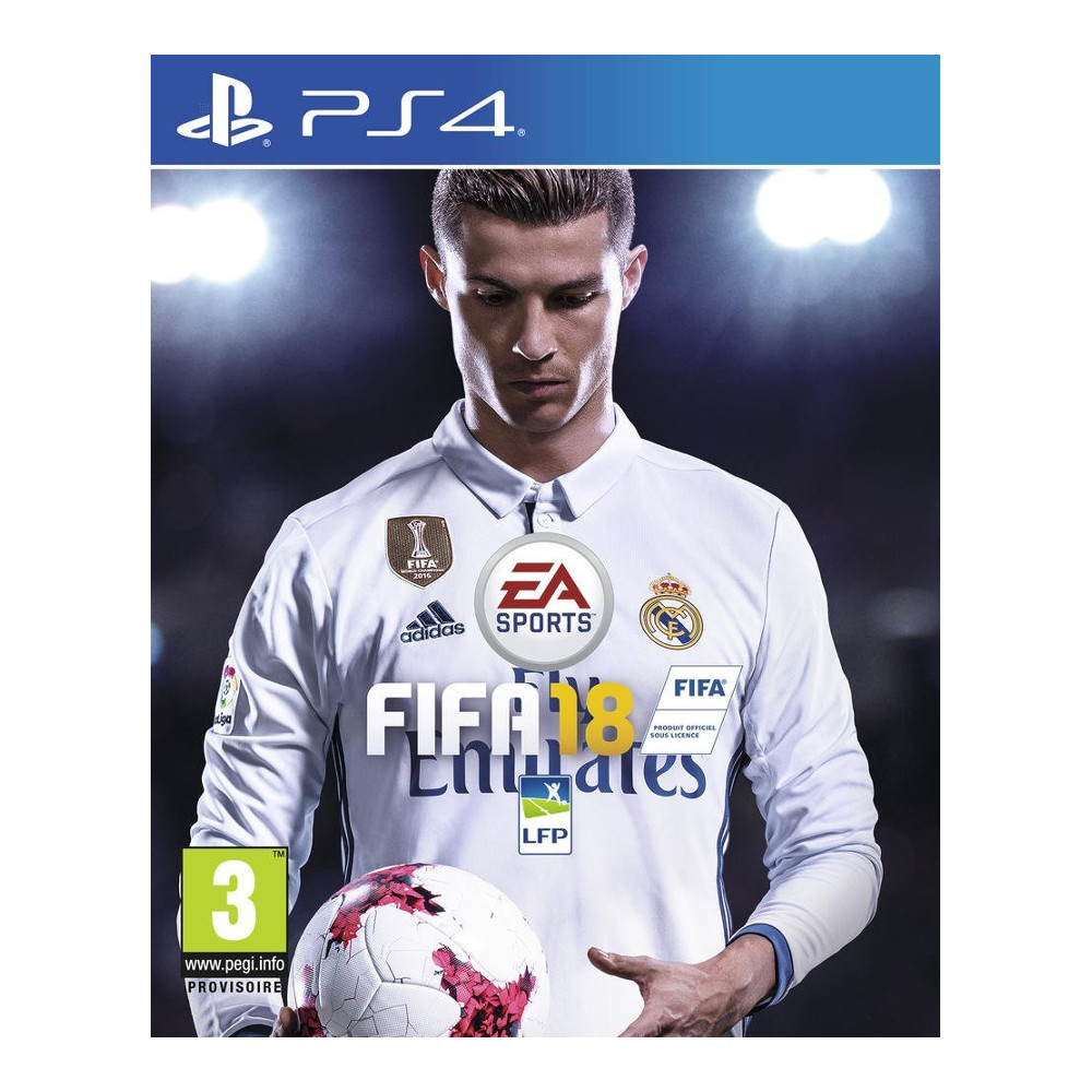 fifa 18 ps4 achat pas cher avis. Black Bedroom Furniture Sets. Home Design Ideas