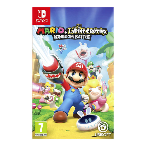 Mario + The Lapins Crétins - Kingdom Battle - Nintendo Switch