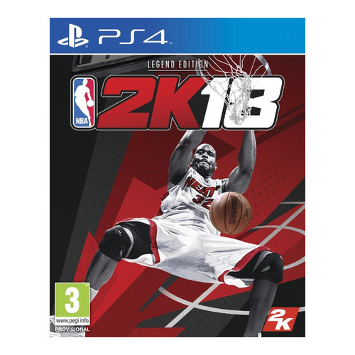NBA 2K18 - Edition Legend - PS4