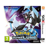 Pokemon Ultra Lune - Nintendo 3DS