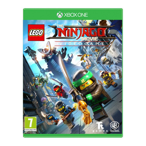 Lego Ninjago le film - Le jeux video - Xbox One