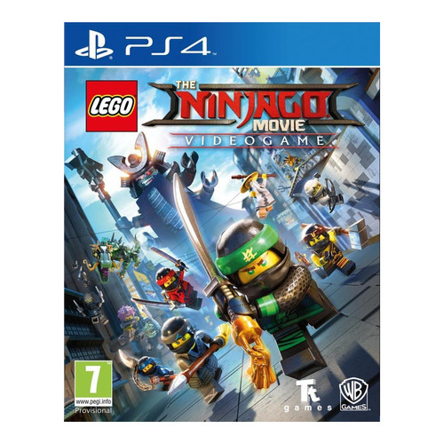 Lego Ninjago le film - Le jeux video - PS4