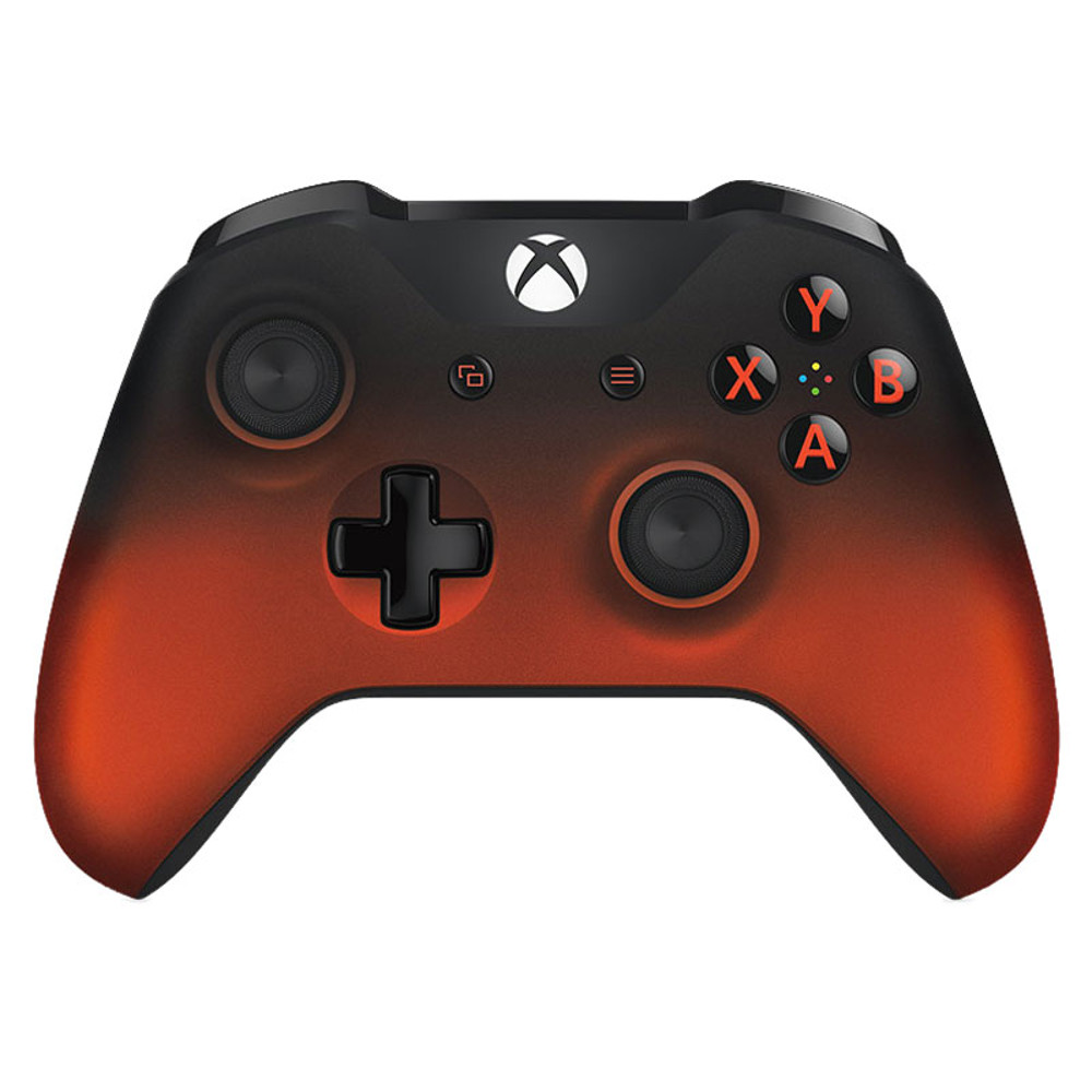 microsoft manette sans fil v3 volcano shadow xbox one pc top achat. Black Bedroom Furniture Sets. Home Design Ideas