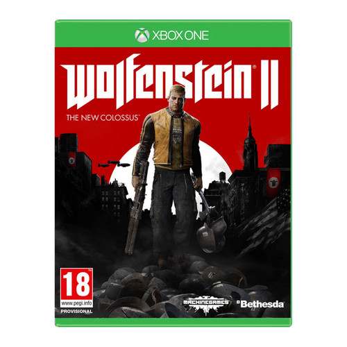 Wolfenstein II - The New Colossus - Xbox One