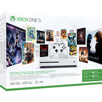Microsoft Xbox One S (500 Go) + 3 mois Game Pass & Xbox Live