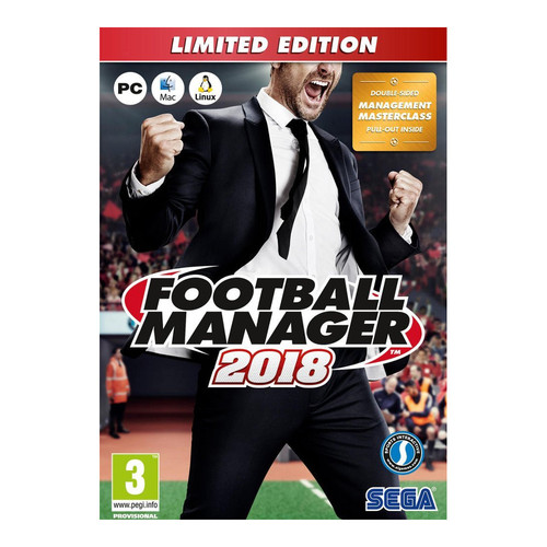 Football Manager 2018 - Edition Limitée - PC