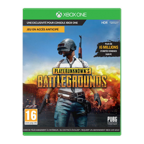PlayerUnknown's Battlegrounds - Xbox One