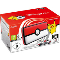New Nintendo 2DS XL - Edition Pok� Ball