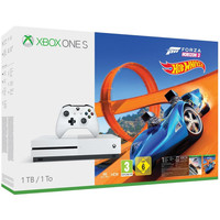 Microsoft Xbox One S (1 To) + Forza Horizon 3 + Extension Hot Wheels
