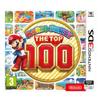 Mario Party : The Top 100 - Nintendo 3DS